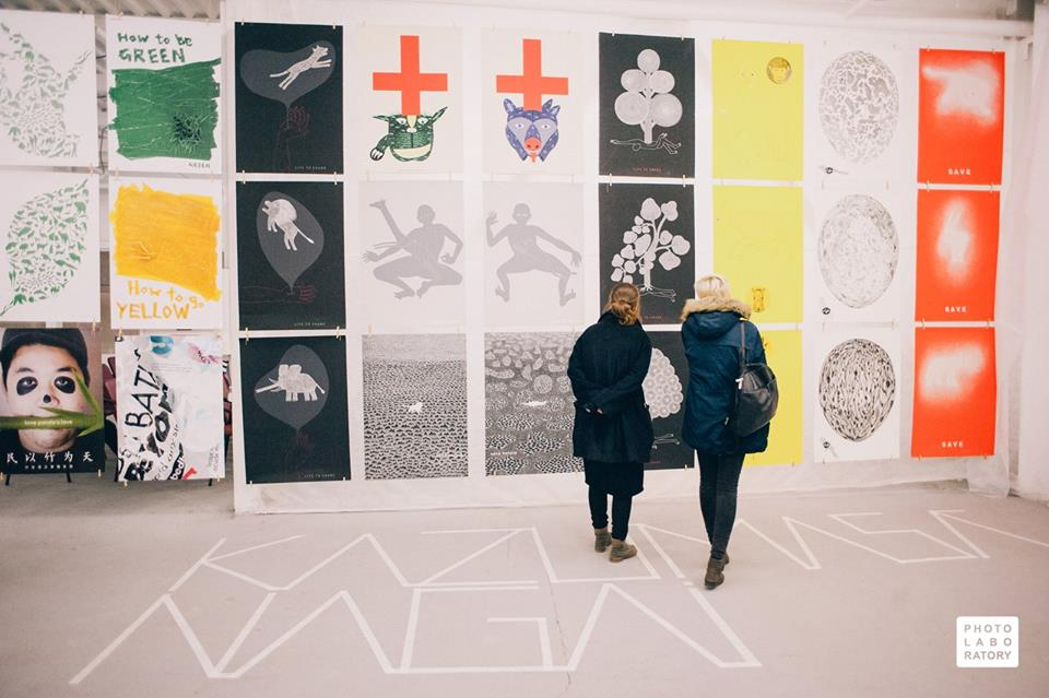 The 4th Block Exhibit in Kiev